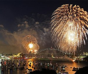 party, Dream, and fireworks image