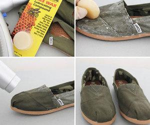 diy, waterproof, and shoes image