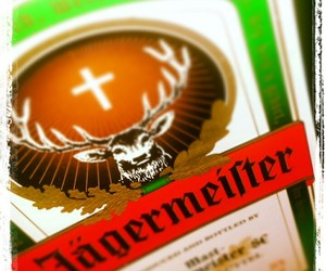 bar, jager, and drinks image