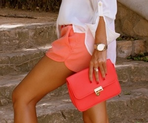 classy, fashion, and pink white image