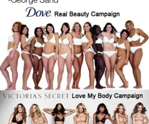 beauty, campaign, and dove image