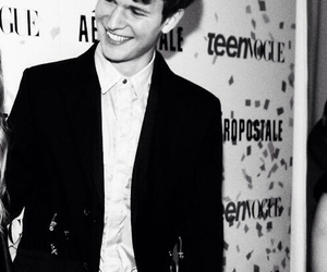ansel elgort, tfios, and ansel image