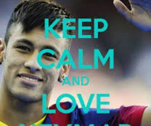love and neymar image