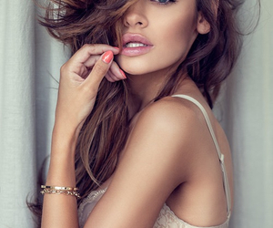 girl, hair, and sexy image