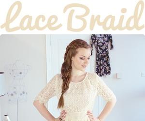 braided hair, braids, and hairstyles image