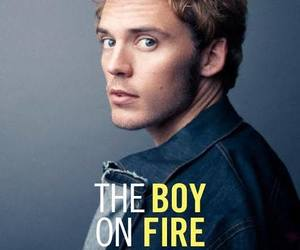 glamour, magazine, and sam claflin image