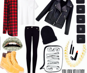 clothes, college, and fashion image