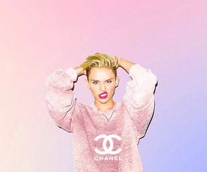 chanel, miley, and miley cyrus image