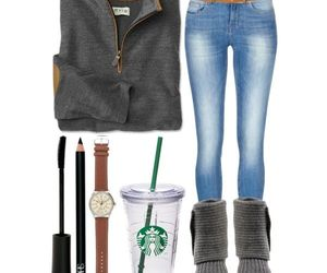 casual, fashion, and lazy day image