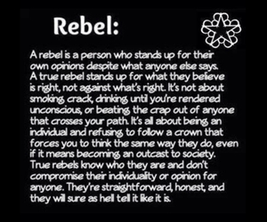 rebel and outcast image