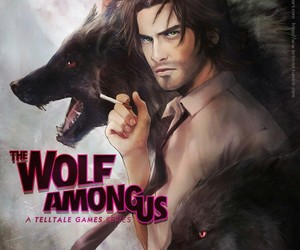wolf, bigby, and the wolf among us image