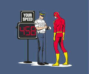 flash, funny, and speed image