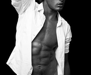 Marlon Teixeira, model, and alvaro beamud image