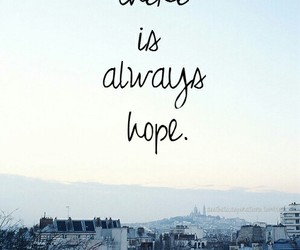 always, forever, and hope image