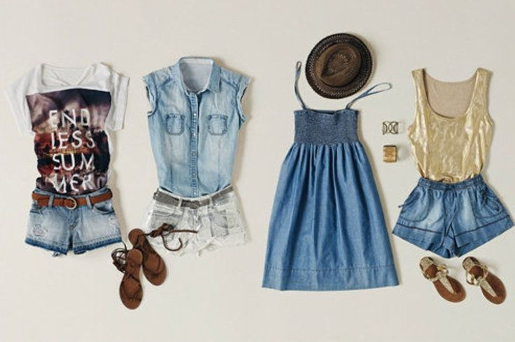 1901990d18f Summer Outfits.❤ ❤ uploaded by JustRandomThings.