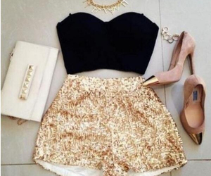 classy, cute, and outfit image