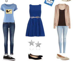 hazel, outfit, and the fault in our stars image