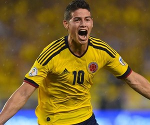 boy, colombia, and james rodriguez image