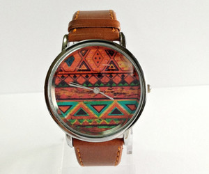 aztec, blue, and cute image