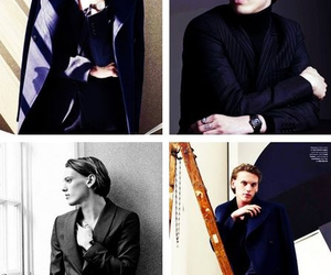 jace, Jamie Campbell Bower, and men image