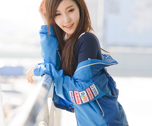 asian girl, korea, and korean image