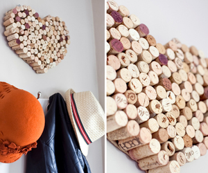 cork and heart image
