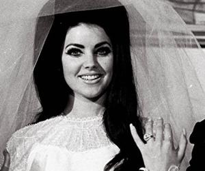 priscilla presley and wedding image