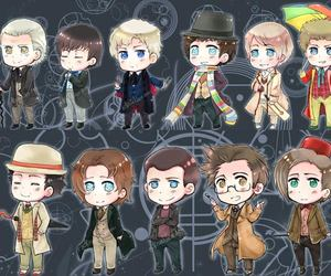 doctor who, doctor, and anime image