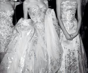 fashion, dress, and model image
