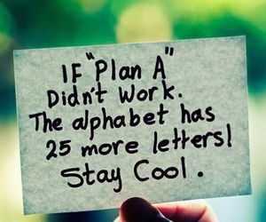 alphabets, inspiration, and quotes image