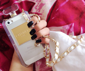 case, chanel, and cover image