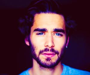blue eyes, perfection, and nicolas simoes image
