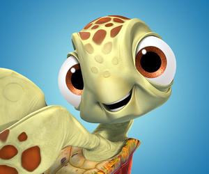 nemo, turtle, and cute image