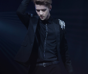 exo, suit&tie, and sexy image