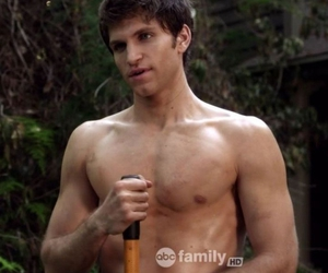 Hot, toby, and pretty little liars image