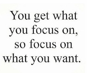 quotes, focus, and life image