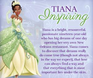 tiana and disney image