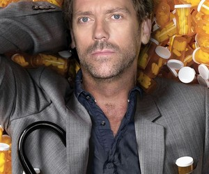 doctor, Dr. House, and genius image