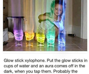 glow, awesome, and diy image