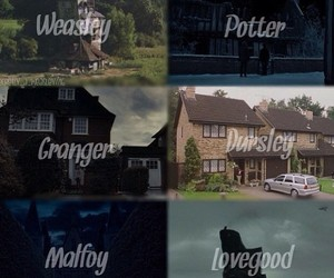 film, harry potter, and Houses image