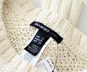 fashion, mango, and sweater image