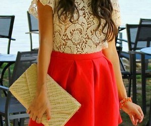 beautiful, lovely, and outfit image