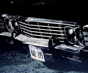 chevrolet, dean winchester, and supernatural image