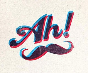 mustache, tumblr, and frenchstuff image