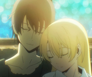 btooom!, anime, and himiko image
