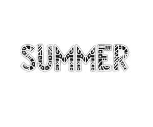 summer, overlay, and transparent image