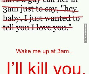 funny, kill, and quotes image