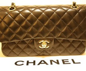 chanel and purse image