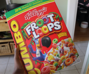 amazing, cereal, and food image