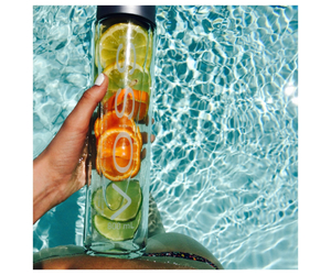 agua, voss, and summer image